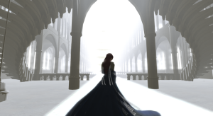 Memento mori cathedral, Chouchou, Second Life
